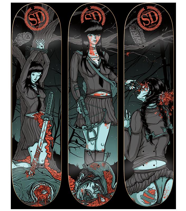 Battle Royale Skateboards