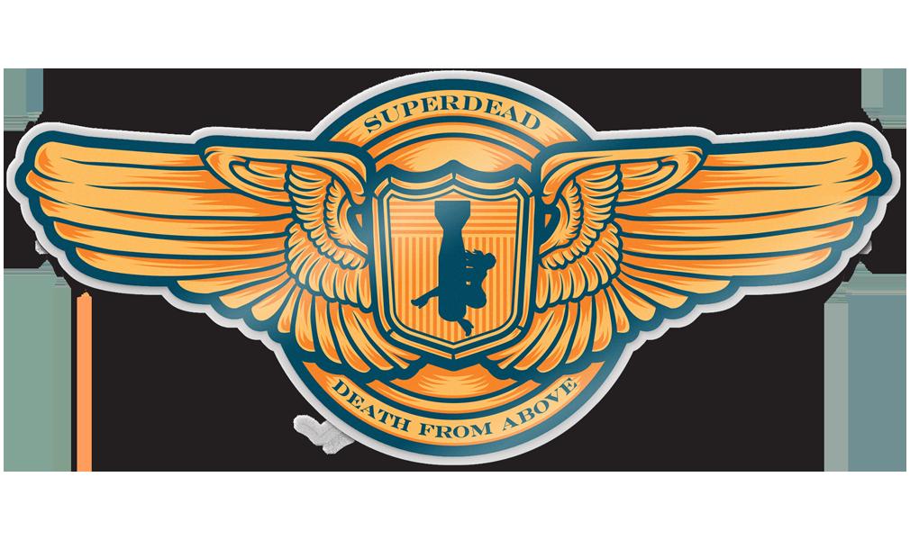 PilotWings Sticker